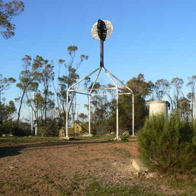 Strange object on Mount Majura