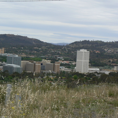Woden, from Oakey Hill