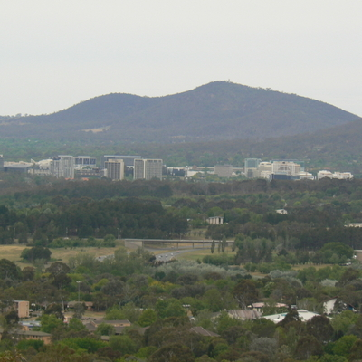 Civic, from Oakey Hill