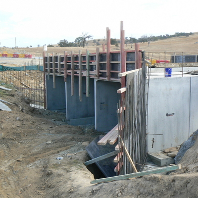 Old Cooma Road Bridge Upgrade