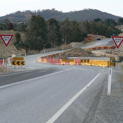 Old Cooma Road Bridge Upgrade