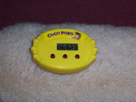 """Steppy"" the pedometer"
